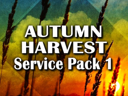 AUTUMN HARVEST SERVICE PACK 1