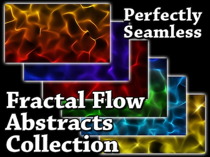 FRACTAL FLOW ABSTRACT COLLECTION