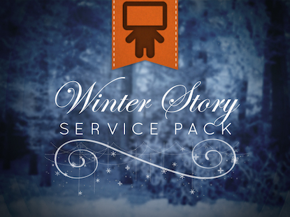 WINTER STORY SERVICE PACK
