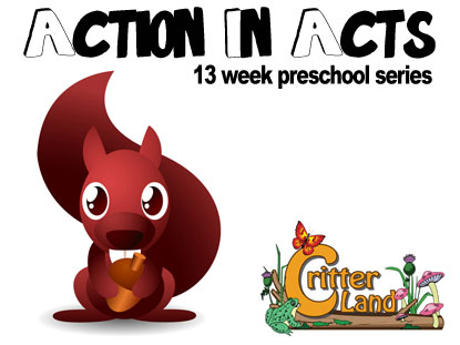 CRITTER LAND: ACTIONS IN ACTS