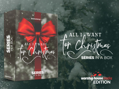 ALL I WANT FOR CHRISTMAS: SERIES IN A BOX