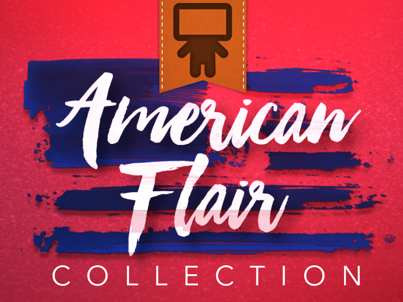 AMERICAN FLAIR COLLECTION - SPANISH