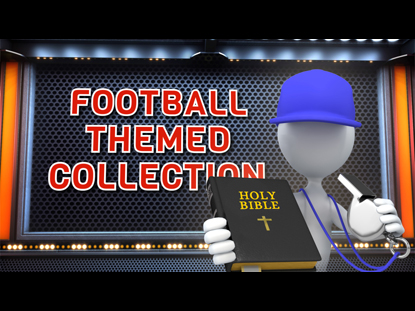 FOOTBALL THEMED COLLECTION