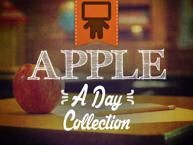 APPLE A DAY COLLECTION