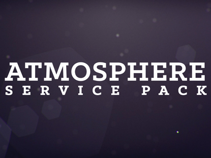ATMOSPHERE SERVICE PACK