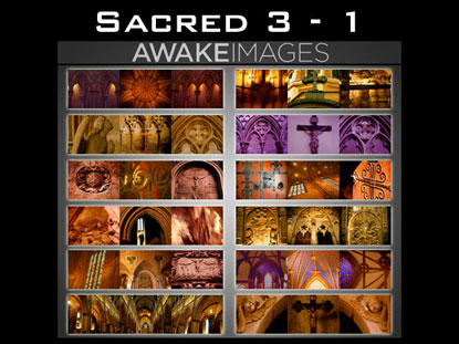 SACRED 3-1 COLLECTION
