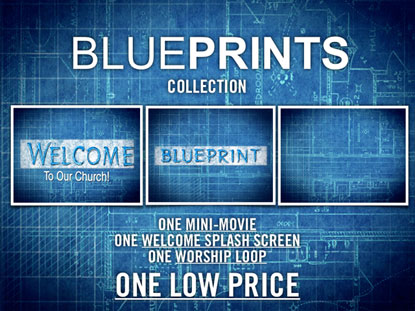 BLUEPRINTS MEDIA PACK