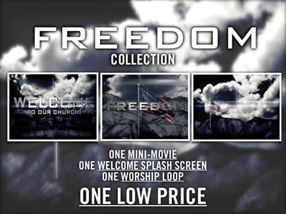 FREEDOM MEDIA PACK