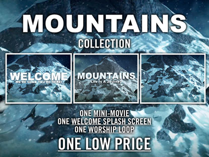 MOUNTAINS MEDIA PACK