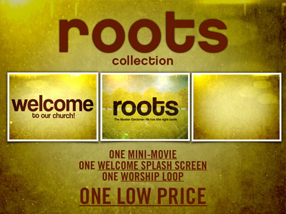 ROOTS MEDIA PACK
