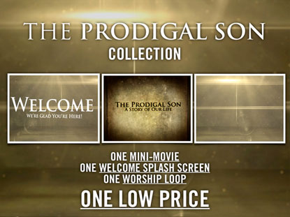 PRODIGAL SON MEDIA PACK