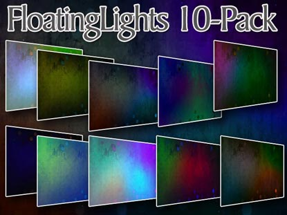 FLOATING LIGHTS 10-PACK