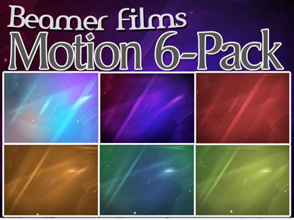 INDUSTRIAL SKY MOTION 6-PACK