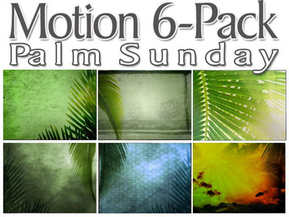 PALM SUNDAY LOOPS 6-PACK