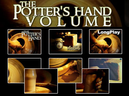 THE POTTER'S HAND VOLUME