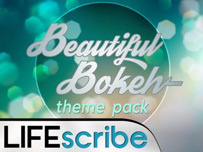 BEAUTIFUL BOKEH THEME PACK