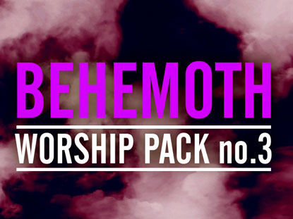 WORSHIP PACK NO.3