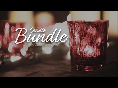 CHRISTMAS CANDLES BUNDLES