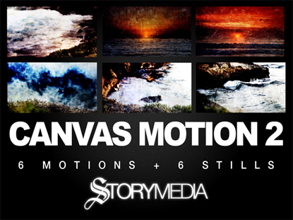 CANVAS MOTION PACK 2