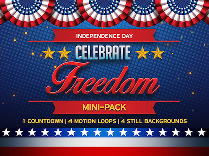 CELEBRATE FREEDOM MINI-PACK