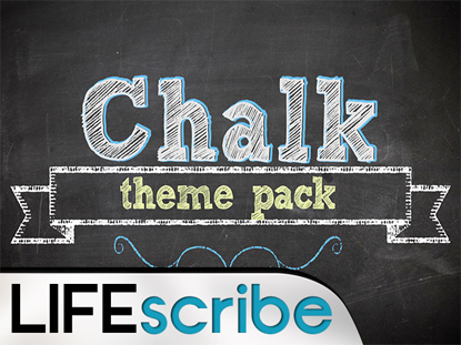 CHALK THEME PACK