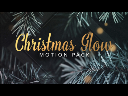 CHRISTMAS GLOW MOTION PACK
