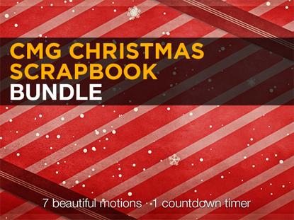 CHRISTMAS SCRAPBOOK BUNDLE