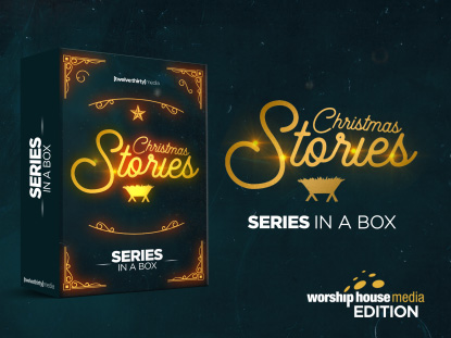 SERIES IN A BOX: CHRISTMAS STORIES