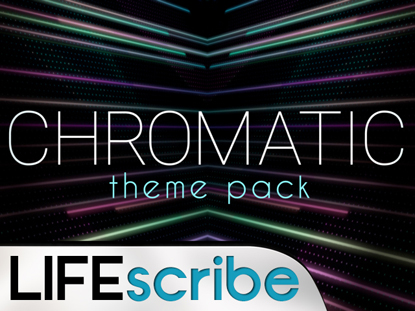 CHROMATIC THEME PACK