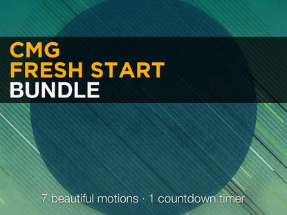 FRESH START BUNDLE