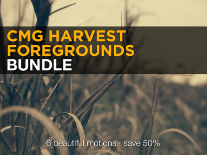 HARVEST FOREGROUND BUNDLE