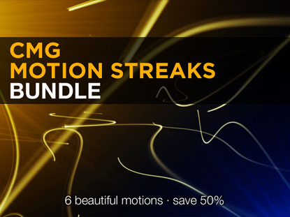 MOTION STREAK BUNDLE ONE