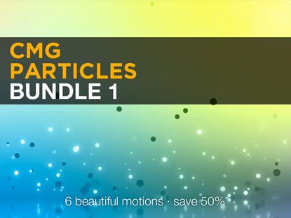 PARTICLES BUNDLE ONE