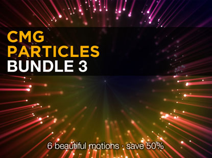 PARTICLES BUNDLE THREE