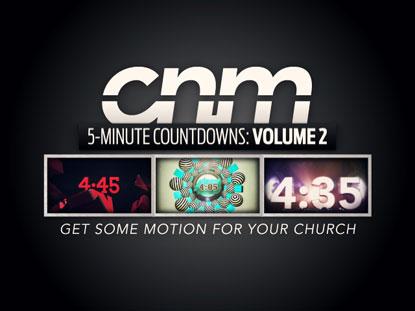 5-MINUTE COUNTDOWNS VOLUME 2