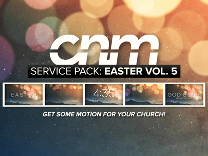SERVICE PACK: EASTER VOLUME 5