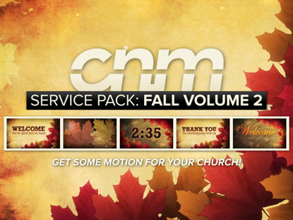 SERVICE PACK: FALL VOLUME 2
