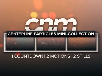 CENTERLINE PARTICLES MINI COLLECTION