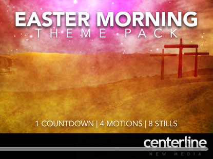 EASTER MORNING THEME PACK