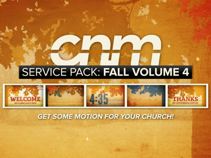 SERVICE PACK: FALL VOLUME 4