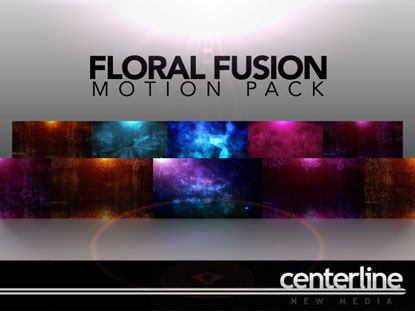 FLORAL FUSION MOTION PACK