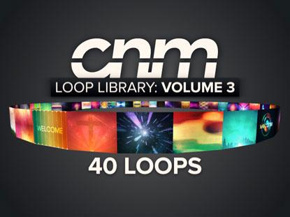 LOOP LIBRARY VOLUME 3
