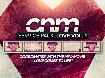 SERVICE PACK: LOVE VOLUME 1
