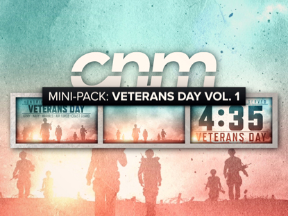 MINI-PACK: VETERANS DAY VOL. 1