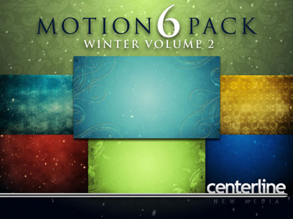 MOTION 6 PACK: WINTER VOLUME 2