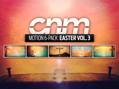 MOTION 6-PACK: EASTER VOLUME 3