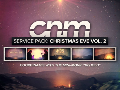SERVICE PACK: CHRISTMAS EVE VOLUME 2