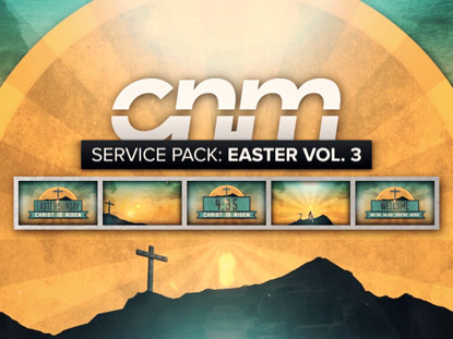 SERVICE PACK: EASTER VOL. 3