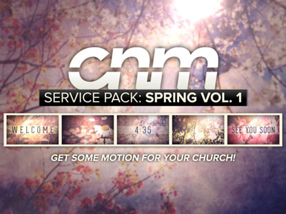 SERVICE PACK: SPRING VOL. 1