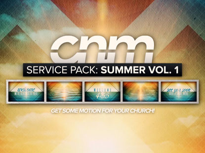 SERVICE PACK: SUMMER VOL. 1